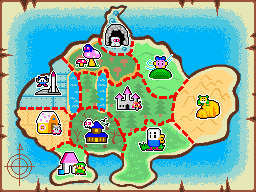 Map BBDS Colored
