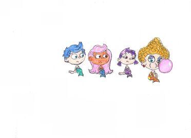 Bubble Guppies Animation 04