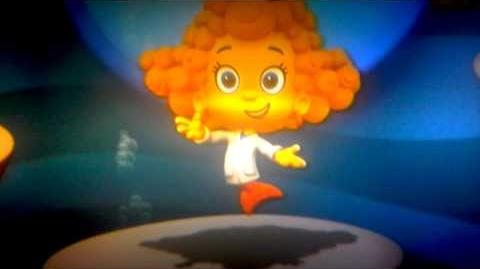 Bubble Guppies denti ballo italano