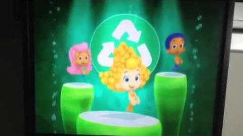Bubble guppies tunes 29 recycle(Hebrew)