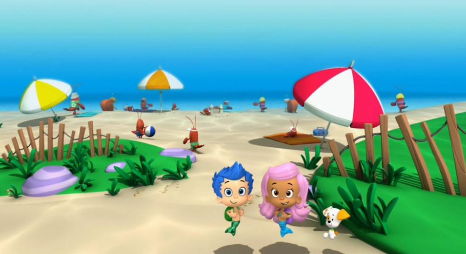 image the beachpng bubble guppies wiki fandom