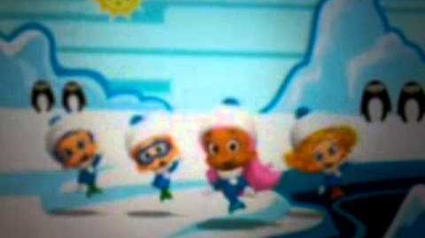 Bubble guppies sistema solare portoguese