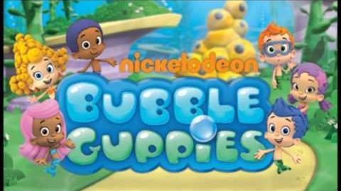 Bubble Guppies - The Restaurant