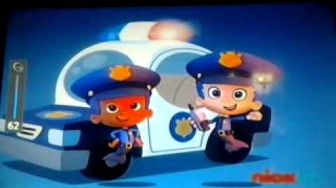 Bubble Guppies - Policias-1