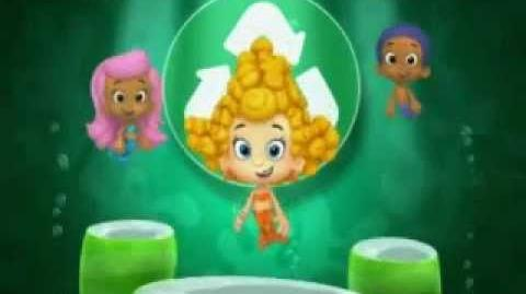 Bubble Guppies Tunes 29 Recycle Dance