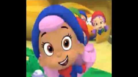 Bubble Guppies - (Special) All About the Molly