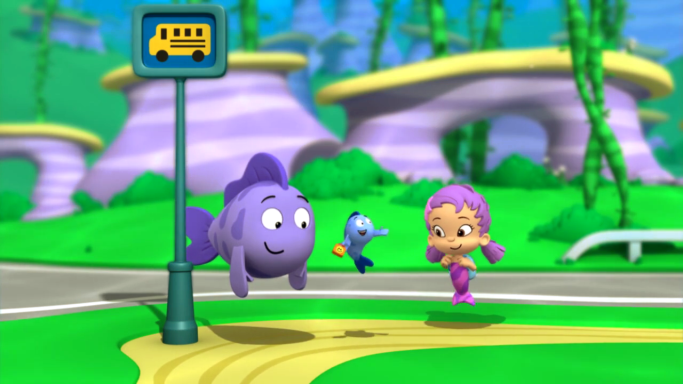 Get Ready For School!/References | Bubble Guppies Wiki | Fandom ...