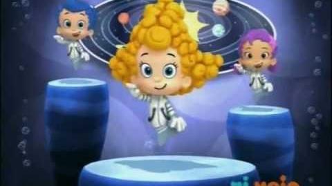 Orbit song - Bubble Guppies