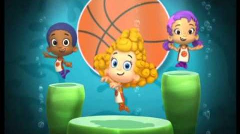 Bubulle Guppies - Le basket-ball