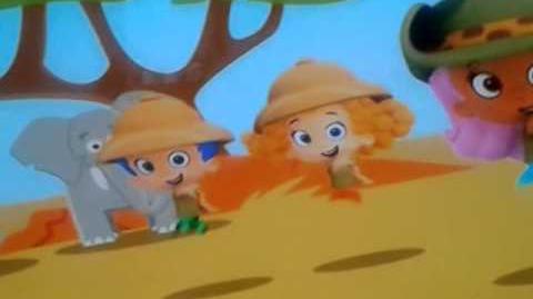 Bubble Guppies UK Elephant Song