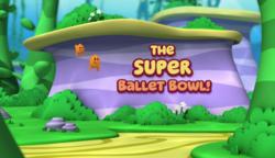 The Super Ballet Bowl Title