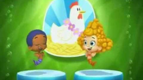 Bubble Guppies Tunes 27 Spring Chicken Dance