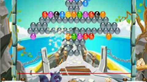 Bubble Island (Stage 9 - Level 8)