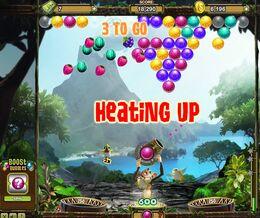 Heating Up-Screenshot