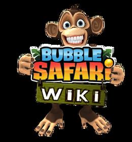 Bubble Safari Wiki Monkey