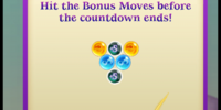 Bonus Moves Bubble
