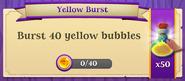 BWS3 Quests Yellow Burst 40x50