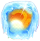 BWS3 Ice Fairy Tale Yellow bubble