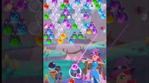 Bubble Witch 3 Saga Level 194 ~ 3 stars ~ no boosters