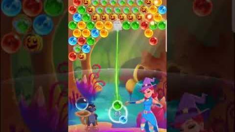 Bubble Witch 3 Saga ~ Treasure Cave (9 Aug 2017) Level 6