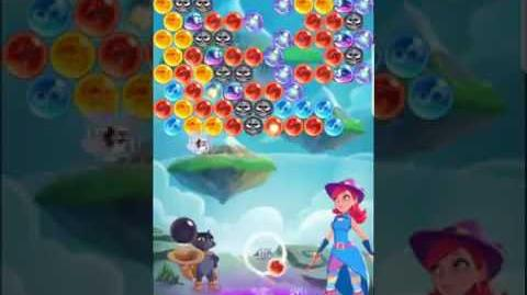 Bubble Witch 3 Saga Level 427 ~ No Boosters ⭐️⭐️⭐️