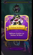 BWS3 Defeat Wilbur level - Defeat