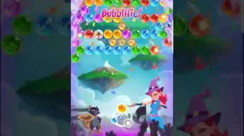 Bubble Witch 3 Saga Level 431 ~ No Boosters ⭐️⭐️