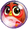 BWS3 Owl Red bubble