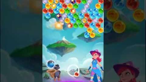 Bubble Witch 3 Saga Level 428 ~ No Boosters ⭐️⭐️