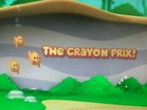 The crayon prix