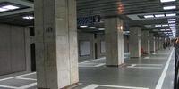 Staţia de metrou Aviatorilor