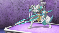Fifth Omni Cavalry Dragon, Ice Lance Merak