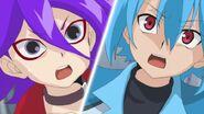 Gaito and Tasuku shocked