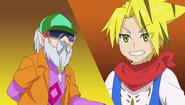 Noboru & Knight of Glory, El Quixote (SD)