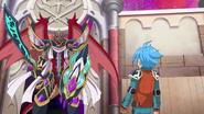 Super Armordragon, Galvanic Feather Dragon (Buddy)