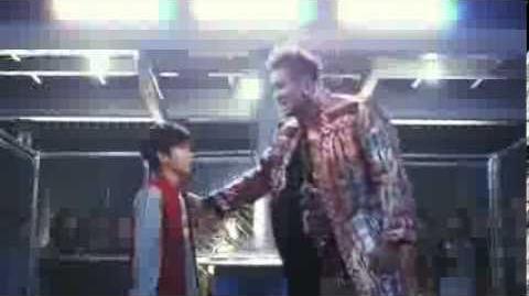 新日本プロレスリング所属 オカダ・カズチカ選手出演実写CM第1弾「日々鍛錬編」