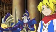 Noboru Kodo & Knight of Glory, El Quixote