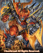 Armorknight Dragon, Earthshaker (Full Art)