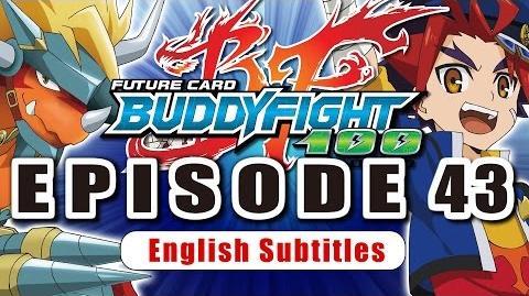 Sub Episode 43 Future Card Buddyfight Hundred Animation-1454718234