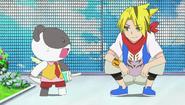 Mini Panda & Noboru