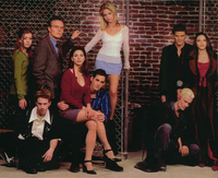 Buffy season two main and supporting cast