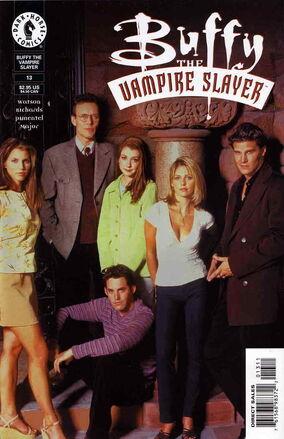 Buffy Classic n13 variant