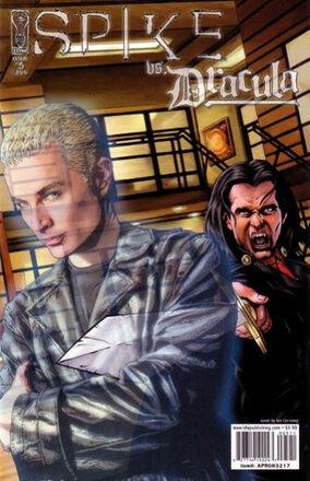 Spke VS Dracula 5