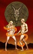 TAROT-Devil