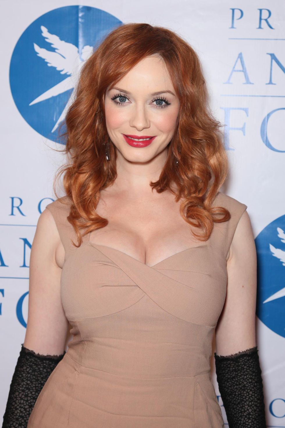 christina hendricks фото