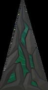 Copper ore isceles triangle