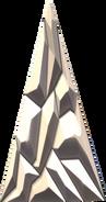 Quartz isoceles triangle