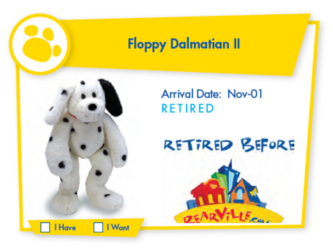 Floppy Dalmation II