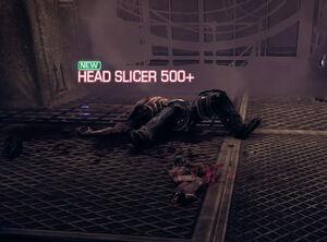 Headslicer