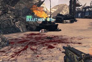 Bulletkick
